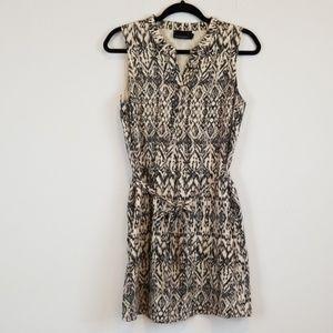 Cynthea Rowley 100% linen dress size 2